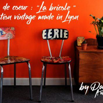 Coup de coeur : La Bricole, de la recréation vintage made in Lyon