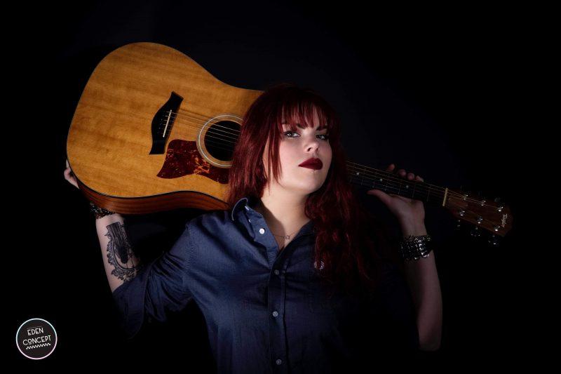 Estelle Welby Dans The voice 8